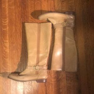 Sperry Riding Boots WIDE CALF